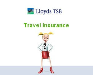 Lloyds TSB Travel Insurance