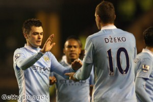 Bayern Munich eyeing move for Manchester City's Edin Dzeko
