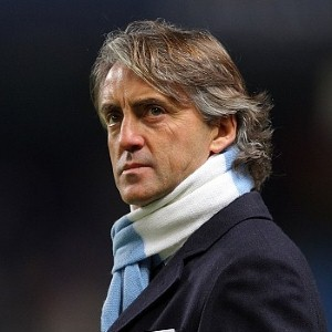 Mancini claims ref standards are slipping